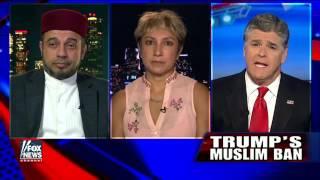 Muslim community leader supports Trump