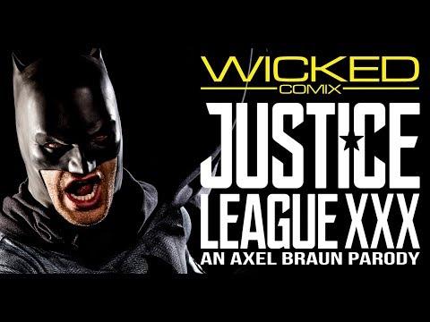 Xxx Mp4 JUSTICE LEAGUE XXX AN AXEL BRAUN PARODY Official Trailer 3gp Sex
