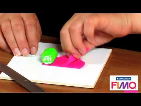 HOW TO MAKE A FIMO CHARM BRACELET   JEWELLERY TUTORIAL