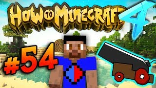 THE COLD WAR BEGINS! - HOW TO MINECRAFT S4 #54