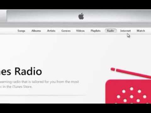 iTunes 11.1 - Where is my Radio!!??