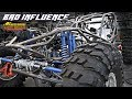 BAD INFLUENCE Rock Bouncer Build By Busted Knuckle Off Road