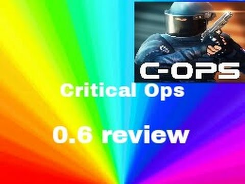 Critical Ops 0.6.0 Review! (Knife skins and more!)
