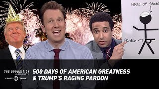 500 Days of American Greatness & Trump