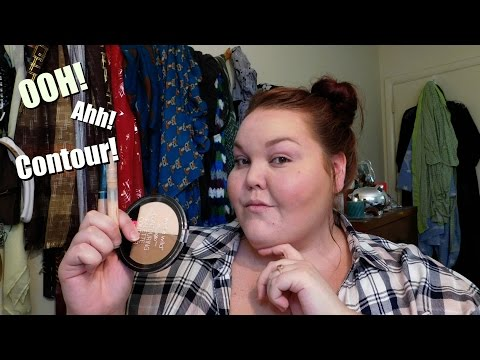 CONTOURING MY FAT FACE : ALL DRUG STORE PRODUCTS