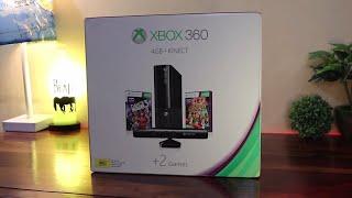 XBOX 360 Kinect Bundle Unboxing
