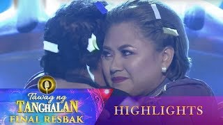 Kim Nemenzo continues her reign as she wins against Eric Cagadas | Tawag ng Tanghalan