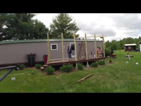 NY Porch Build Part 1