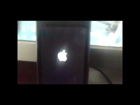 iPod 2G MC MODEL RUNNING iOS4 Firmware !!