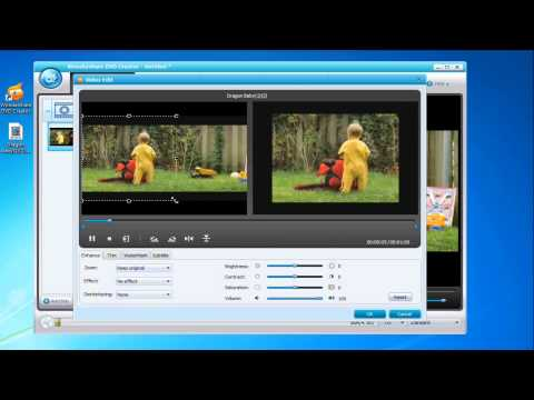 How to Burn H.264 Files to DVD Discs