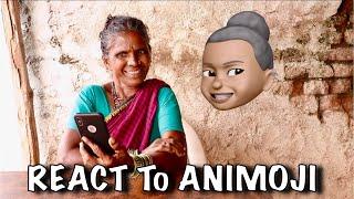 Village Elders React to Animoji  | my village show