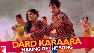 Making of the Song - Dard Karaara | Dum Laga Ke Haisha | Ayushmann Khurrana | Bhumi Pednekar