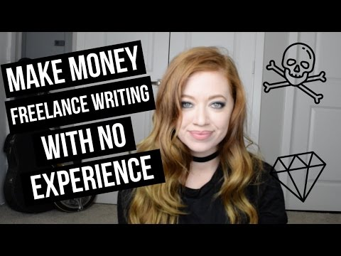 FREELANCE WRITING: How to Get Started FAST (With No Experience!)