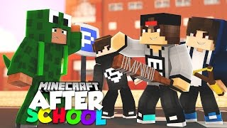 Minecraft After School - THE BULLY RUINS LITTLELIZARD