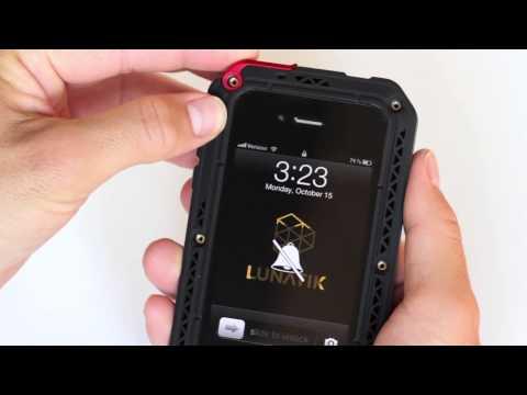 TAKTIK iPhone 4 / 4S Assembly