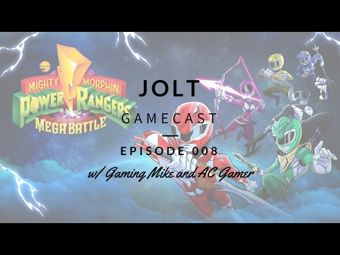 Jolt 008: Morrowind Announced, Upcoming DLCs - 05 Feb 2017 | Power Rangers: Mega Battle [ps4 720p60]
