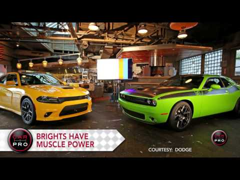 Car Pro Tip of the Week: Car Colors and Resale Values