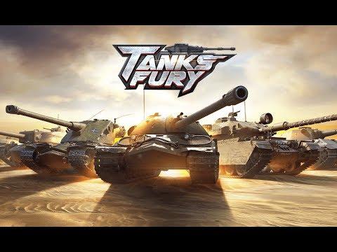 [APP]Tanks Fury 3D _ Different scenarios