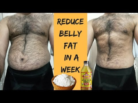 How I Use Baking Soda To Reduce Belly Fat in A Week