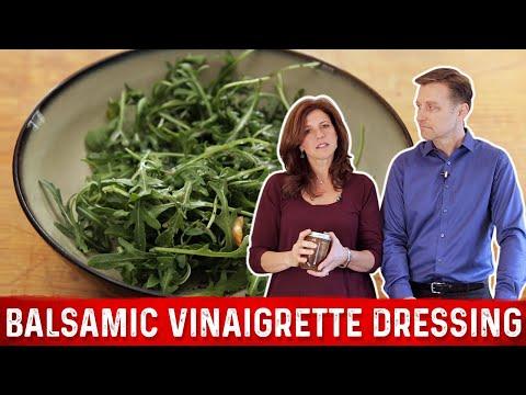 Make Your Own Balsamic Vinaigrette Dressing