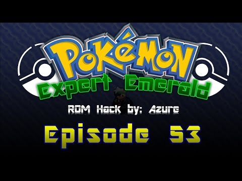 Pokemon Expert Emerald   Episode 53   Shards Guy, Kabuto, Omanyte