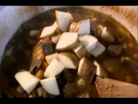 Deer Stew....How are you?