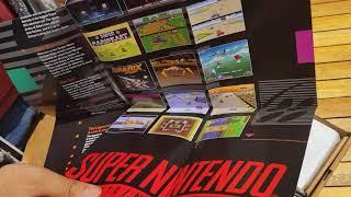 Unboxing Del Super Nintendo Classic Edition - Perú