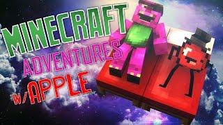 Minecraft Team Build Battle Building Apple