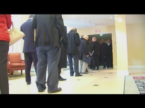 Unemployment benefits to go down if spending cuts happen