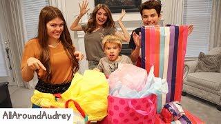 Download Best Surprise Present For Jordan Wins A Mystery Prize / AllAroundAudrey Video