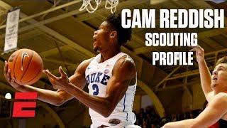 Cam Reddish preseason 2019 NBA draft scouting video | DraftExpress