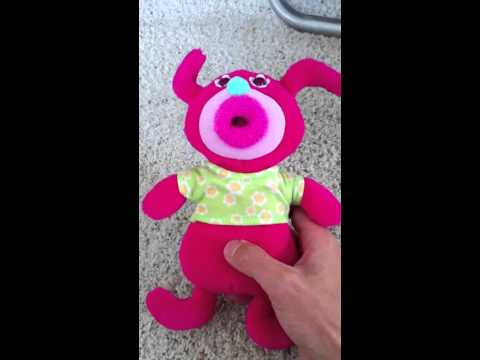 Scary baby toys