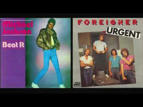 "Michael Jackson vs. Foreigner - ""Beat It/Urgent"""