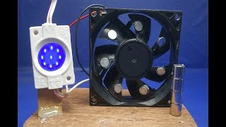 How to make free energy electric motor  with magnetic || device work 100%  at home