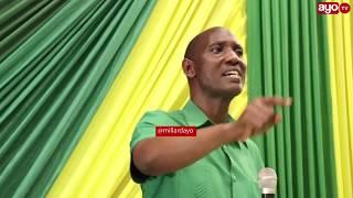 """""""nimetembea Na Marehemu Mpaka Ardhi, Ccm Mnatoa Wapi Jeuri Kujiita Watawala"""" Bashiru"""