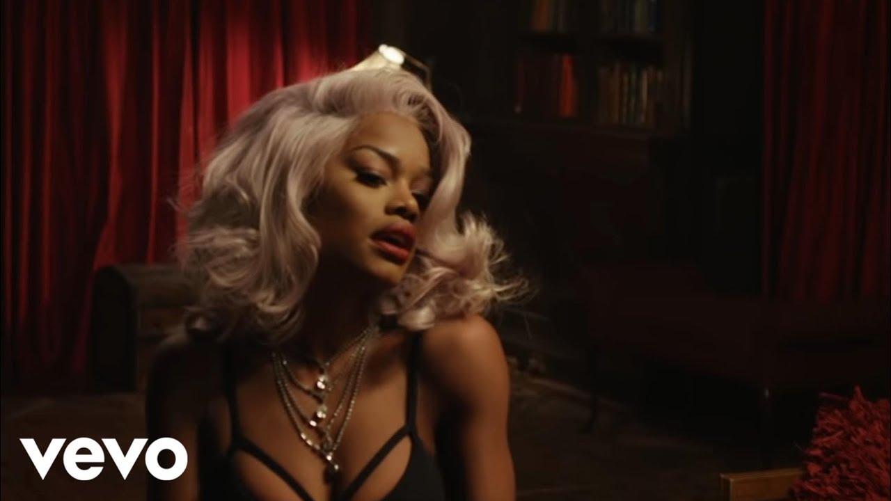 Teyana Taylor - Maybe (feat. Pusha T & Yo Gotti)
