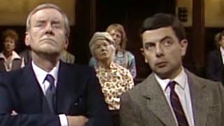 Church Day |  Funny Clip | Classic Mr Bean