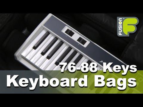 Keyboard Bags 76-88 keys (by Fusion-Bags.com)