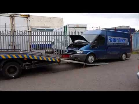 Breakdown Recovery Vehicle - Car Breakdown Service - Mechanics Garage Hamilton