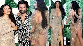 Kiara Advani HOT Dress With Shahid Kapoor At Awards Night 2019