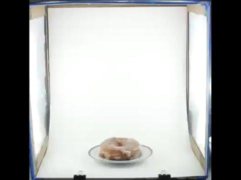 DIY  How To Make Mini Photo Studio