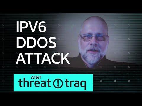 3/15/18 First native IPv6 DDoS attack | AT&T ThreatTraq