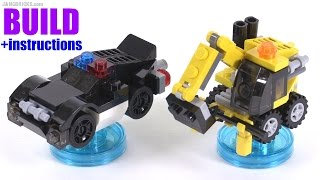 lego dimensions sonic speedster instructions