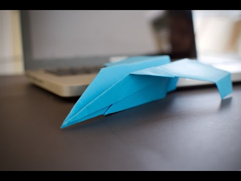 How to make a Paper Airplane - Best Paper Airplanes in the World