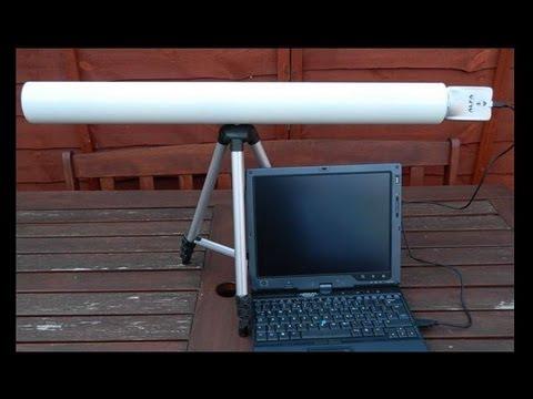 Long Range Yagi Antenna 19 Element 2 4GHz