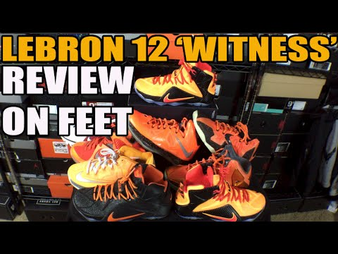 Have You Copped A Lebron 12 Yet  Nike Lebron 12 (XII) Witness Review ... 396a61805
