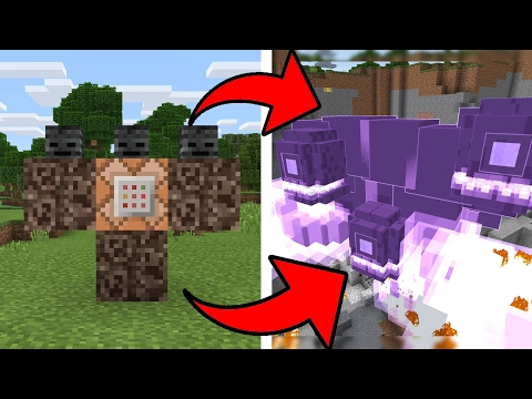 Do NOT Spawn the Wither Storm in Minecraft Pocket Edition!!!