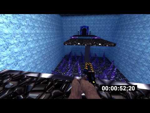 60 FPS [Cod4 DeathRun] Speed Run of CryStal