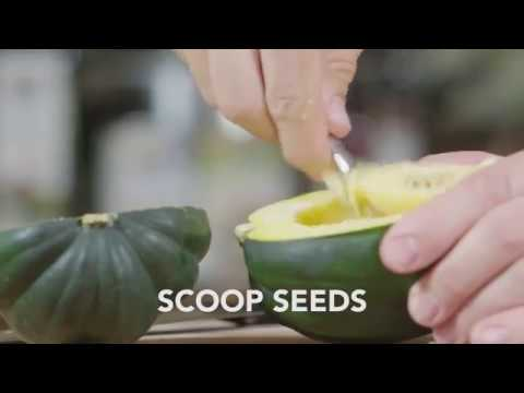 Acorn Squash with Balsamic Glaze | Recipes | Whole Foods Market 365