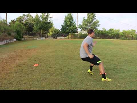 How To : Soccer Agility and Speed Drills  Improve Your Speed!